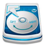 Преобразование с GPT в MBR