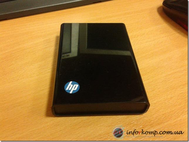 Внешний жёсткий диск HP pd500a