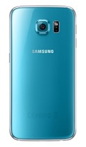 Galaxy S6 синий