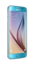 Galaxy S6 синий, экран