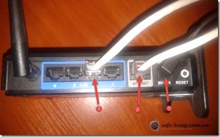 Правильное подключение роутера D-Link DIR 300