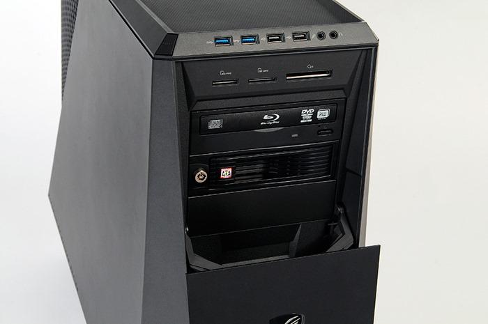 Передняя панели компьютера