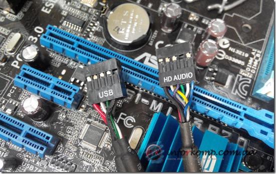 USB и Audio