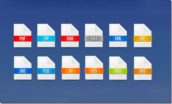 Как изменить расштрение файла в Windows