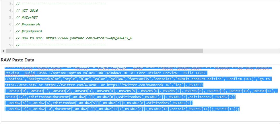 Скрипт для загрузки образа с Windows